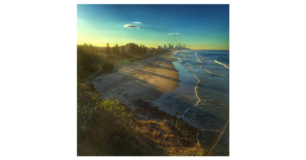 North Burleigh Lookout